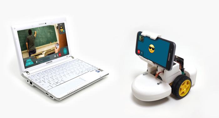 Satsning på digitala läromedel i Norge, Robbit och två forskarintervjuer