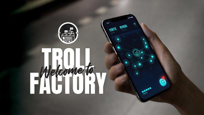 Matematik med digital förstärkning, Troll Factory och digitalt kulturarv