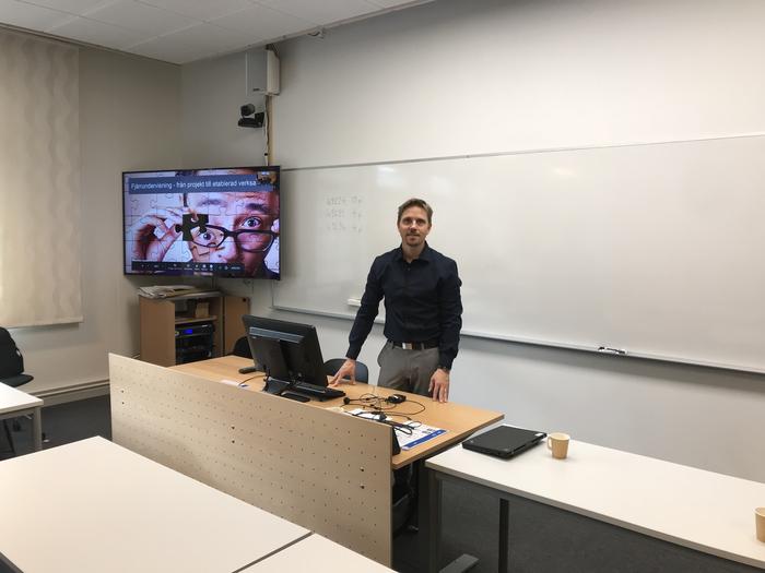 Fjärrundervisning, ny antologi om skolans digitalisering och ICILS 2018