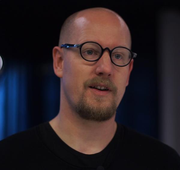 Forskarintervjuer från Learning Forum 2018: Carl Heath