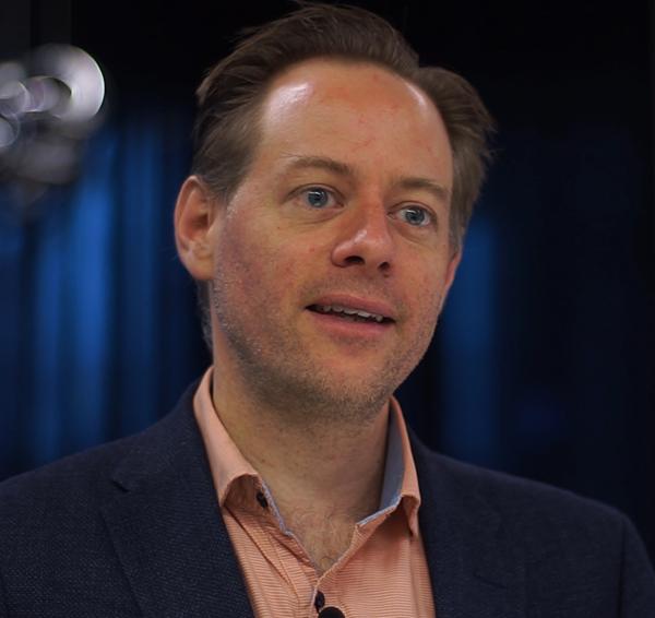 Forskarintervjuer från Learning Forum 2018: Fredrik Heintz