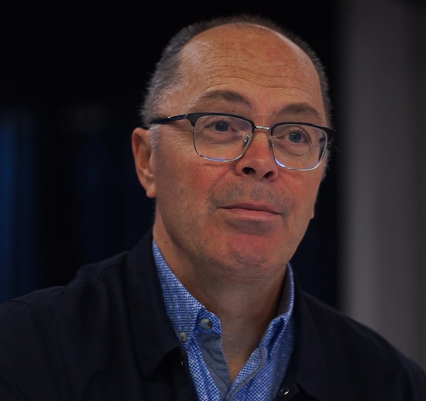Forskarintervjuer från Learning Forum 2018: Jan Blomgren