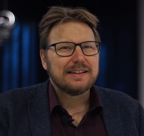Forskarintervjuer från Learning Forum 2018: Jonas Linderoth