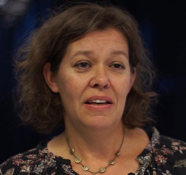 Forskarintervjuer från Learning Forum 2018: Karin Ollinen