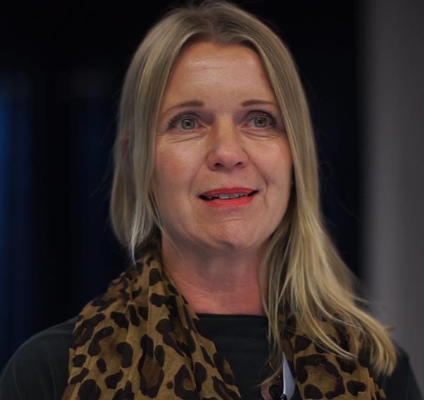Forskarintervjuer från Learning Forum 2018: Lisa Molin