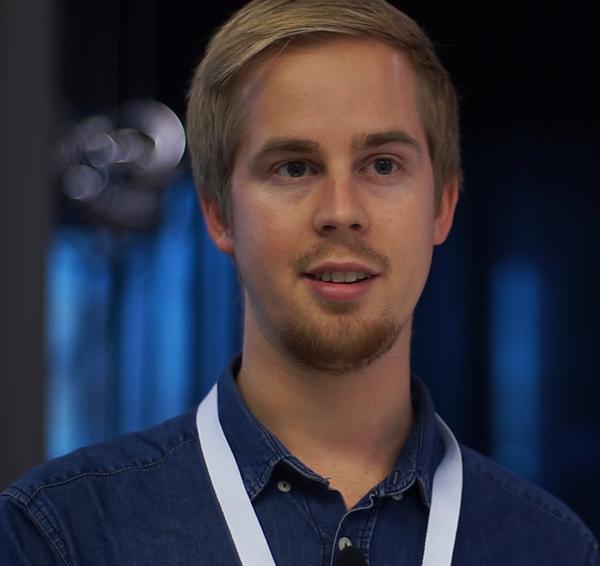 Forskarintervjuer från Learning Forum 2018: Marcus Nygren