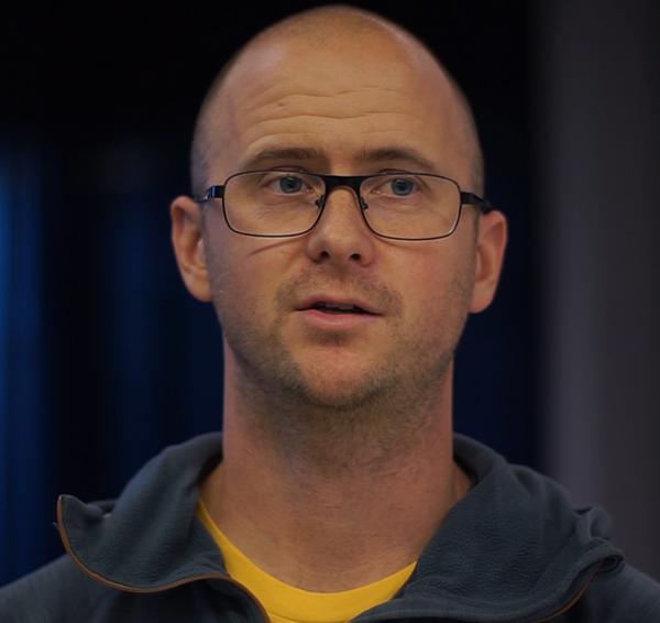 Forskarintervjuer från Learning Forum 2018: Martin Johansson