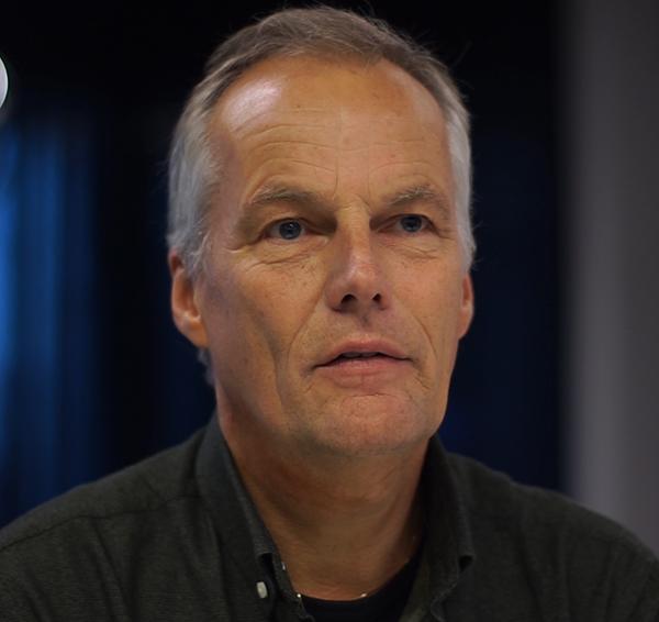 Forskarintervjuer från Learning Forum 2018: Martin Tallvid