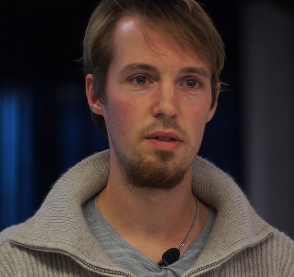 Forskarintervjuer från Learning Forum 2018: Niels Stor Swinkels