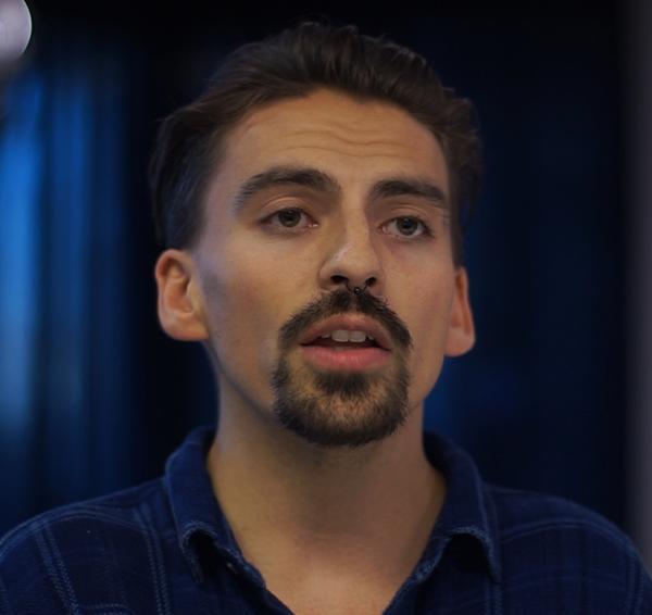 Forskarintervjuer från Learning Forum 2018: Niklas Carlborg