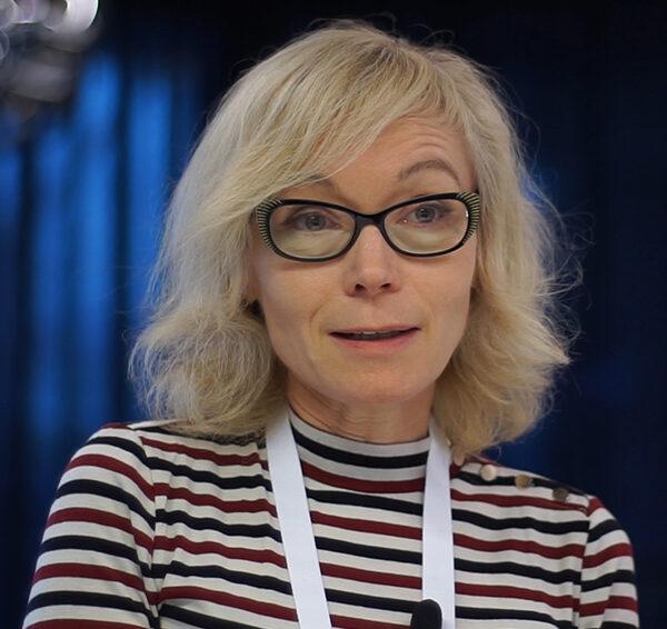 Forskarintervjuer från Learning Forum 2018: Ylva Lindberg