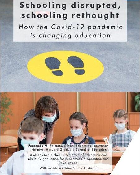 Coronapandemin och den fortsatta skolutvecklingen samt finska och svenska erfarenheter av vårens distansundervisning